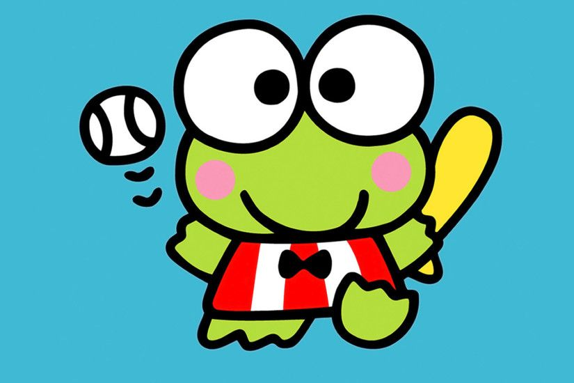 keroppi baseball 1920×1080 – Digital Citizen