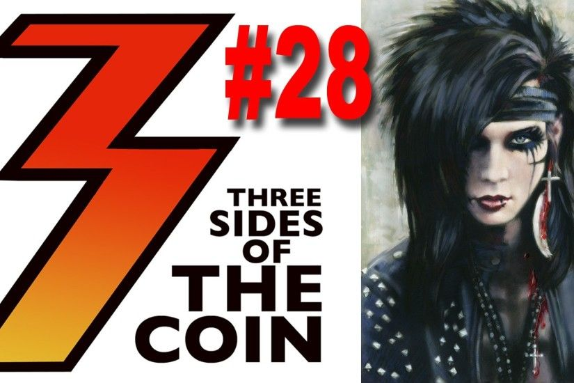 Andy Biersack from Black Veil Brides Talks KISS with Three Sides Of The  Coin - YouTube