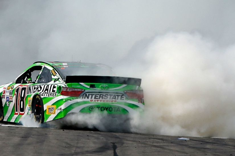 New Hampshire results: Kyle Busch wins 5-Hour Energy 301 for third victory  in four races | NASCAR | Sporting News