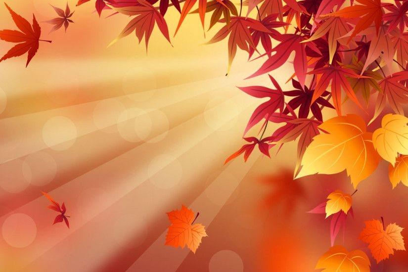 Fall Background 1080p Wallpaper