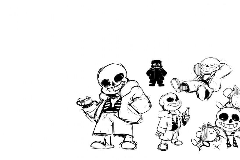 sans wallpaper 1920x1080 for 4k