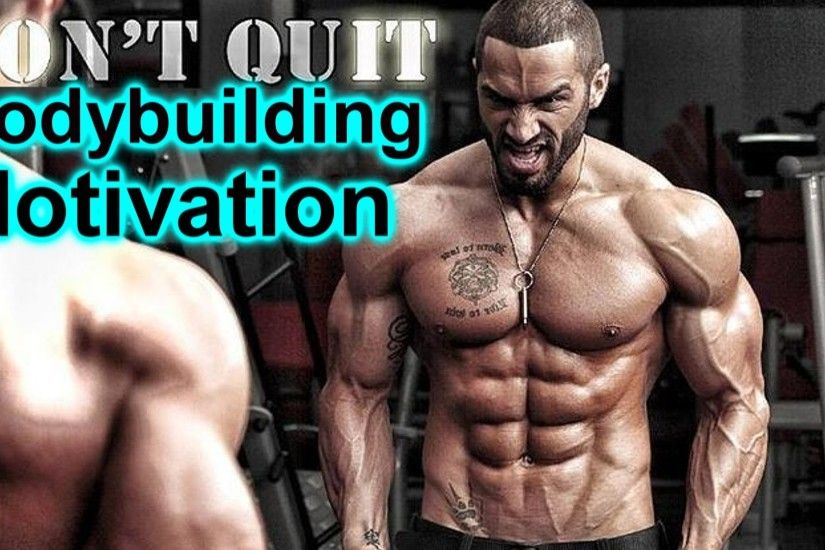 "Lazar Angelov Best Bodybuilding Motivation HD- ""Don't Quit"" 2014 ( The  Motivator) - YouTube"