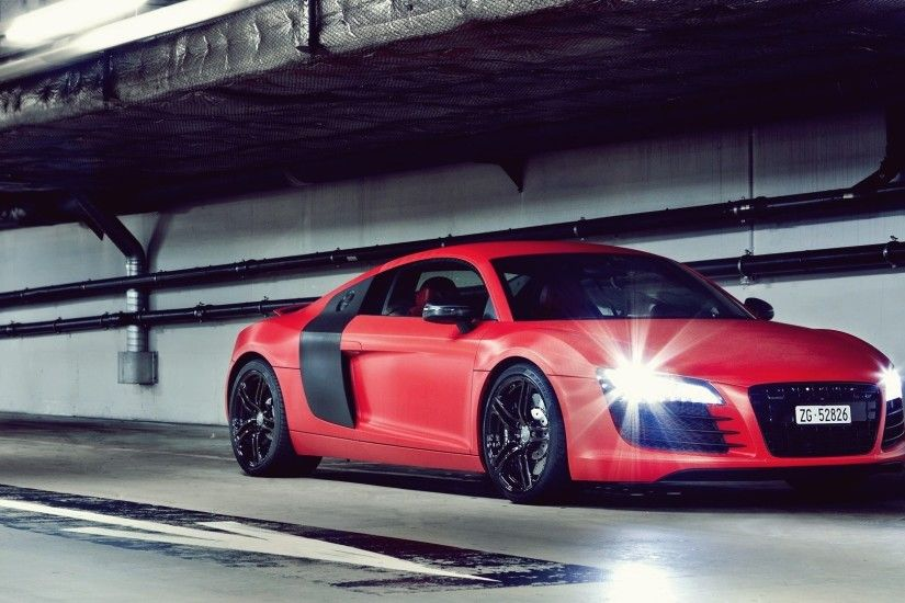... Fine Red Audi R8 Images & Wallpapers Haf Marqyes ...