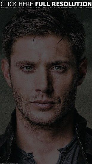 Dean Winchester Paint Film Face Android wallpaper - Android HD wallpapers
