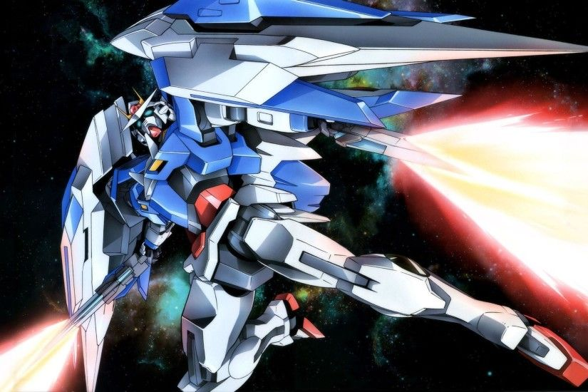 Gundam 00 Raiser - wallpaper.