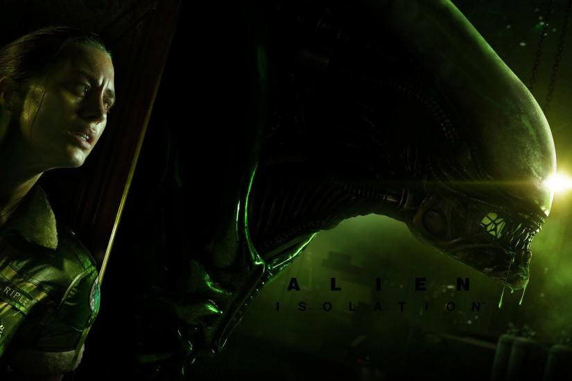 popular alien wallpaper 1920x1200