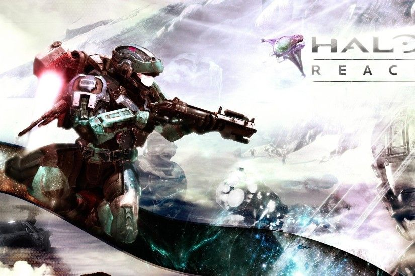Halo Reach Wallpaper 1920x1080