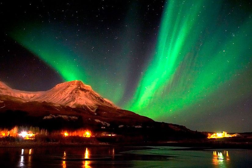 Iceland Northern Lights Wallpapers Free