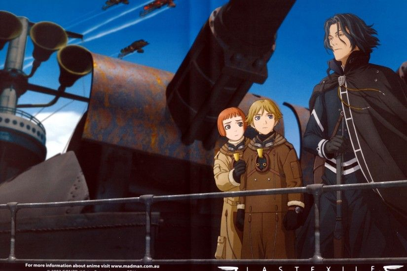 Last Exile images Last exile HD wallpaper and background photos
