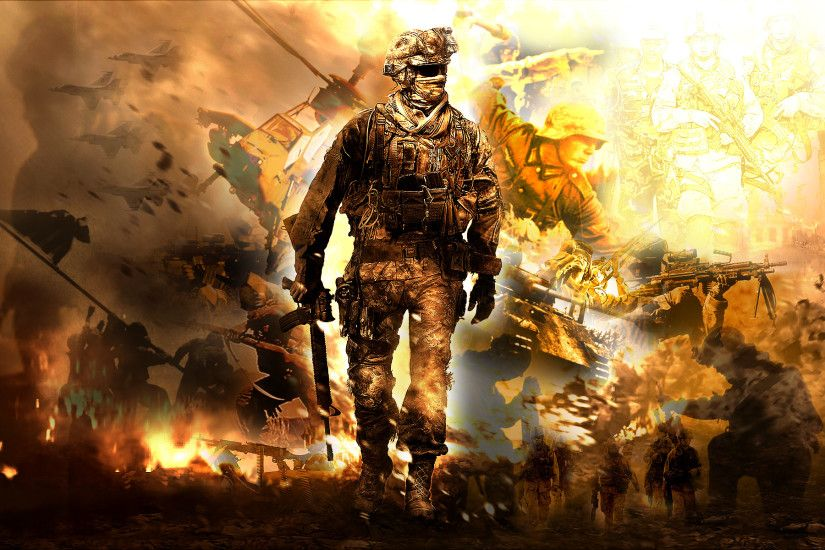 Badass War Wallpaper Full Hd