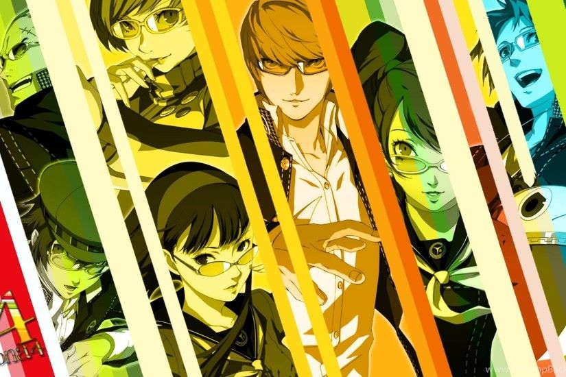 Persona HD Wallpapers Page 2