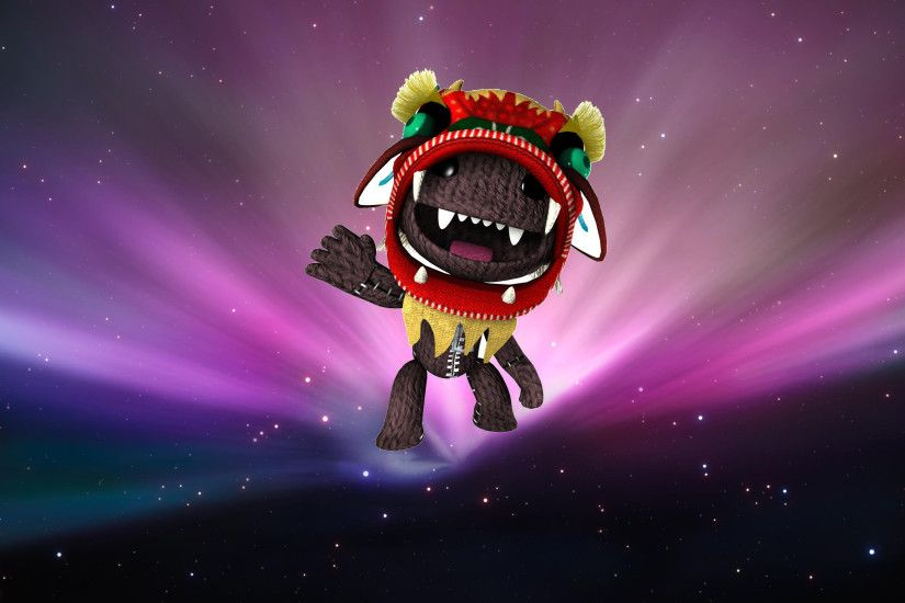 Little Big Planet Hd Backgrounds wallpaper