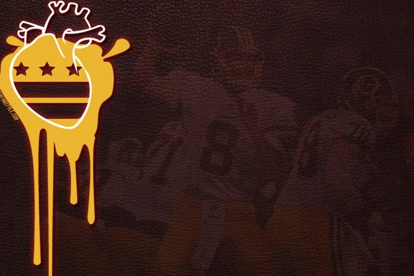 I bleed burgundy & gold wallpaper from Super Fan Style