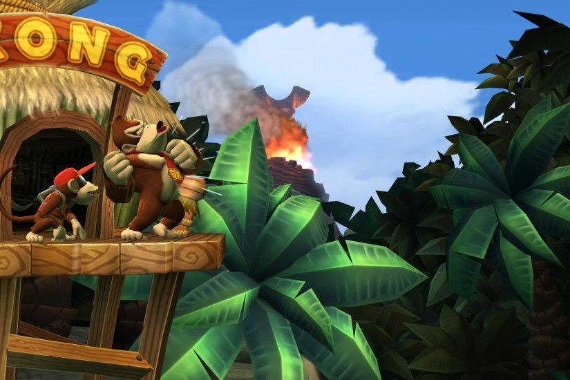 Donkey Kong Country Returns Wallpapers in HD ...