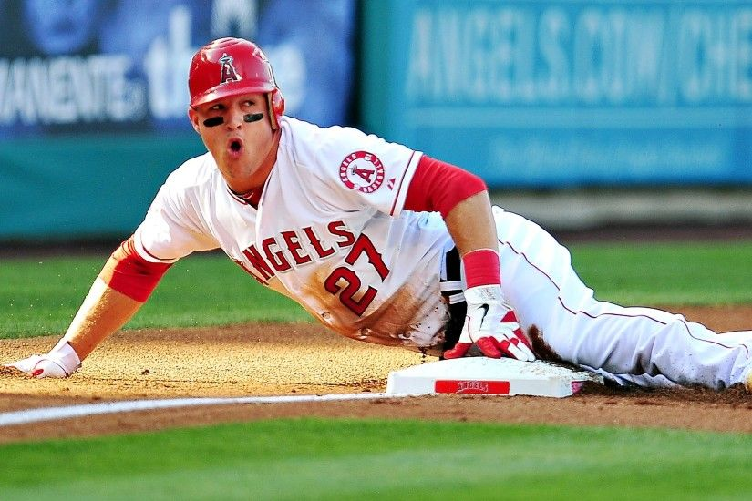 ... Mike Trout Wallpaper trout