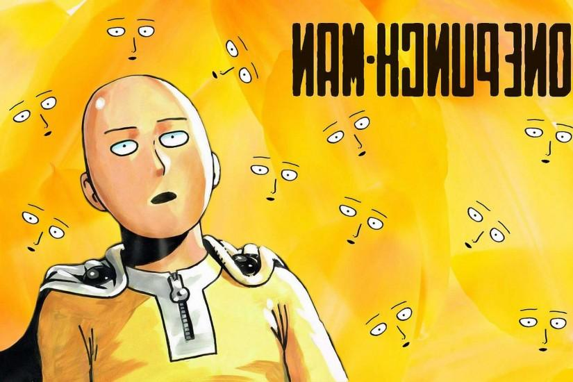 The Amazing Funny Face Saitama One Punch Man Wallpaper HD KGH00 2112x1320 ·  I7SAN7s DeviantArt Favourites 1024x576