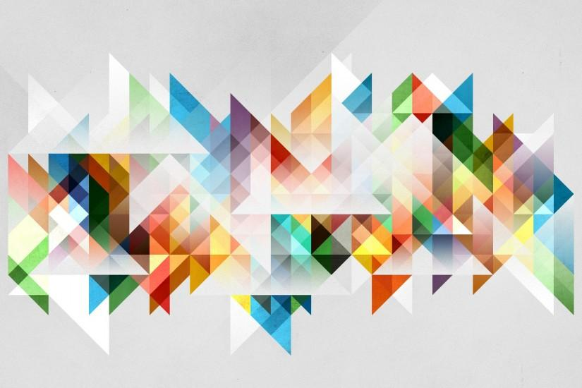 Preview wallpaper abstraction, geometry, shapes, colors 2560x1440