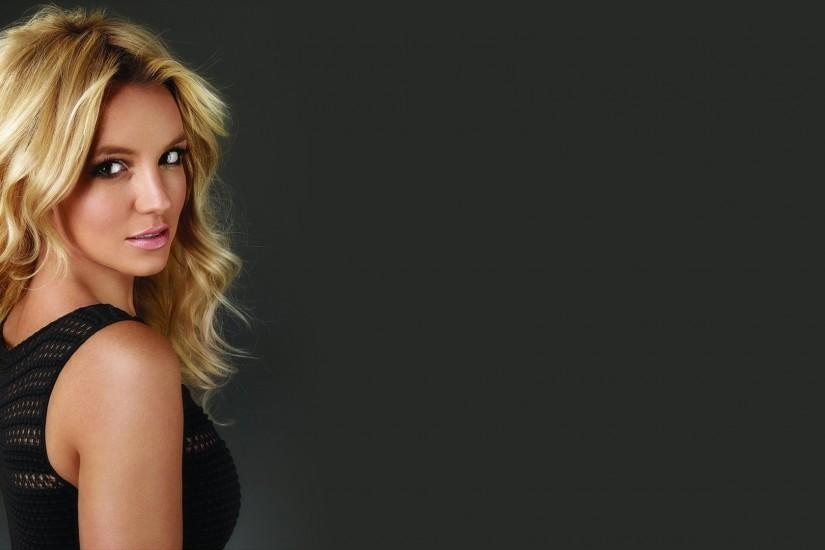 1920x1080 Wallpaper britney spears, girl, background, haircut, dress