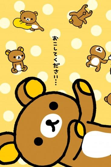 Cool Rilakkuma Wallpaper 1280x1920 For Iphone 6