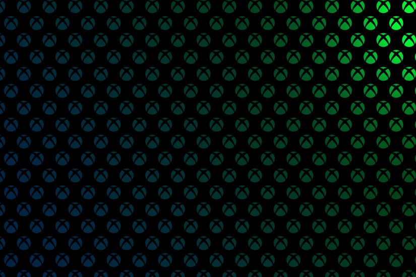 Xbox logo patterns - 5 color variations (see comments) ...