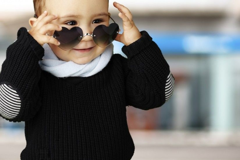 Cute And Stylish Baby Wide Hd Wallpapers