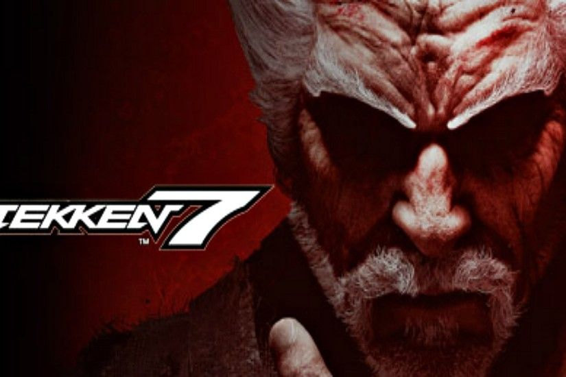 TEKKEN 7 - Story Gameplay Trailer E3 2016 Heihachi Vs. Akuma (Release Date  Window)