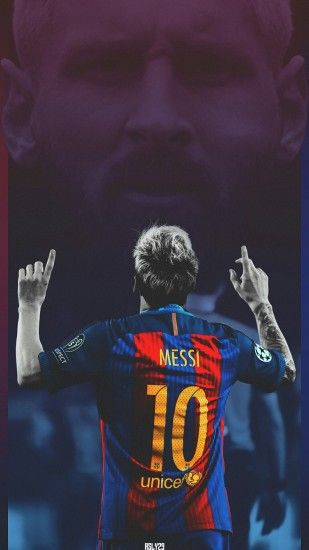 the king messi
