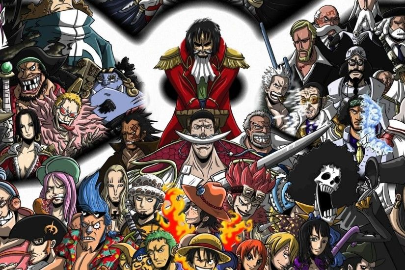 One Piece High Definition Wallpaper