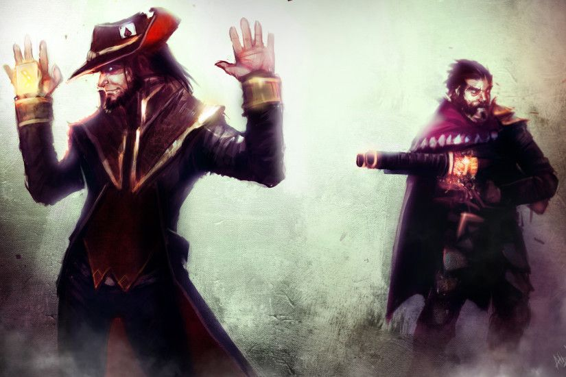 Twisted Fate · HD Wallpaper | Background ID:571310