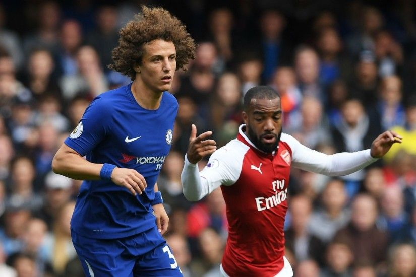David Luiz set to miss Chelsea date with Man City after sending off against  Arsenal