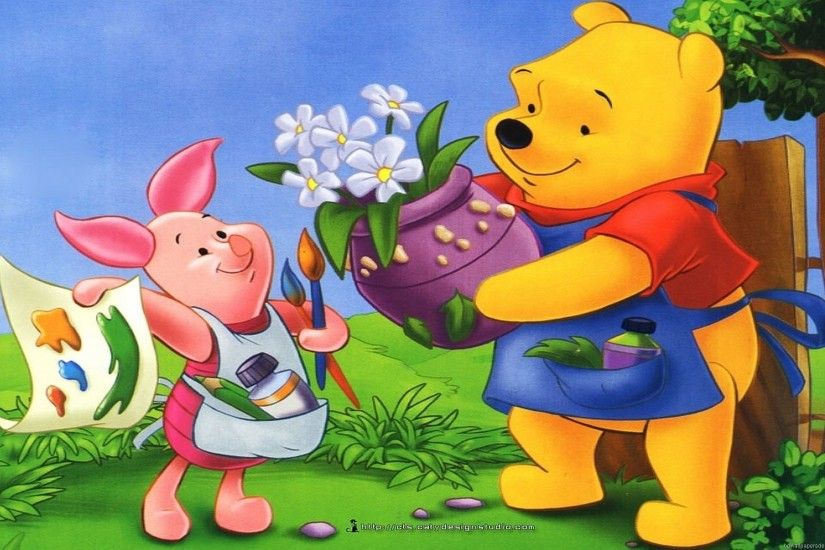 Wallpapers Of Winnie The Pooh Group (88+)