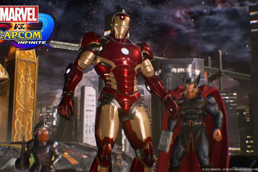 Details: General. Name: Marvel Vs. Capcom: Infinite ...