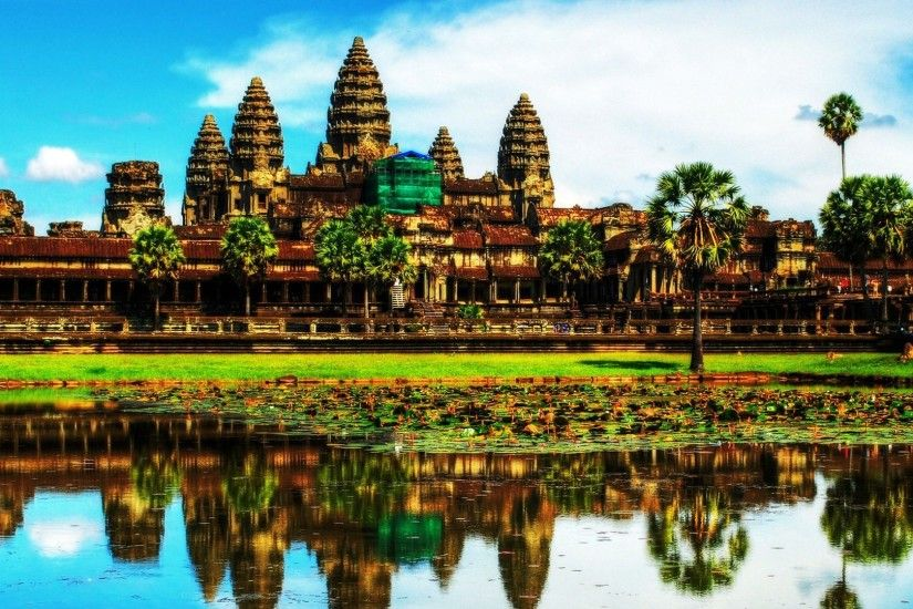 Angkor Wat Wallpapers Widescreen