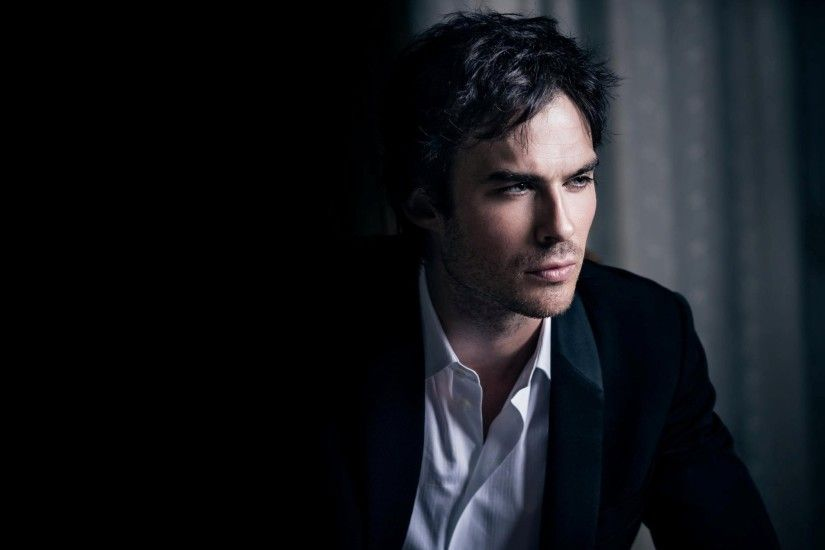 ian somerhalder ian somerhalder black men suit actor tv series the vampire  diaries the vampire diaries