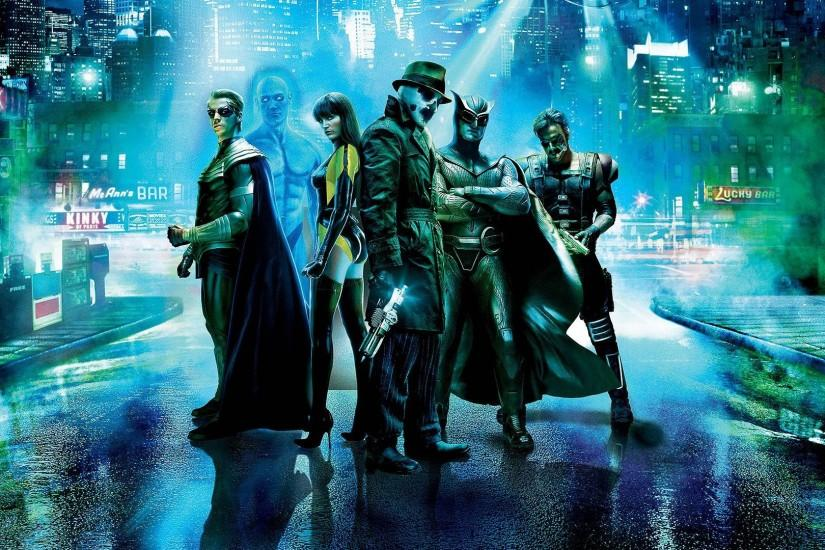 Watchmen Wallpapers | DC Wallpapers
