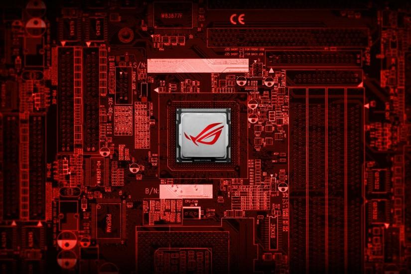 Asus Widescreen Wallpaper
