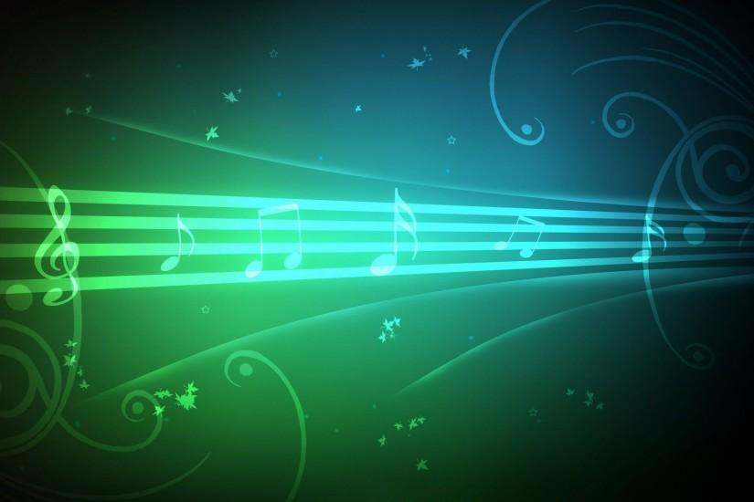 popular music notes wallpaper 1920x1200