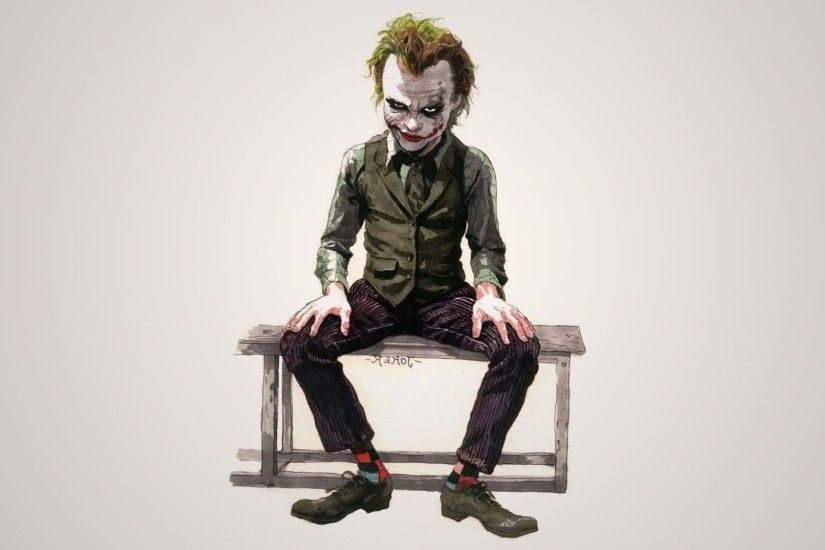 Joker, Heath Ledger, The Dark Knight Rises, Batman Wallpapers HD / Desktop  and Mobile Backgrounds