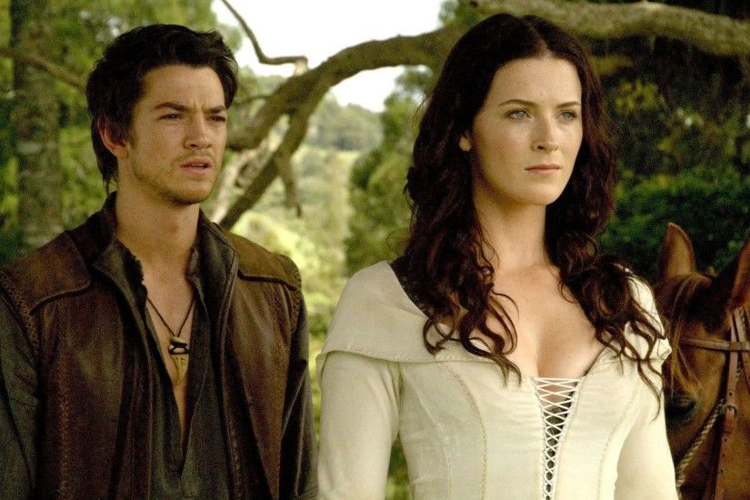 Legend Of The Seeker Wallpaper Kahlan - Viewing Gallery