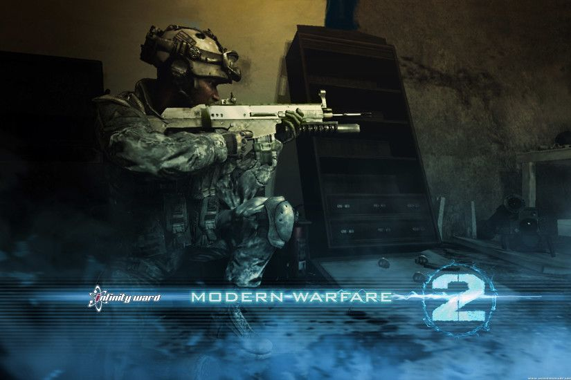 Free Call Of Duty Modern Warfare 2 Wallpaper