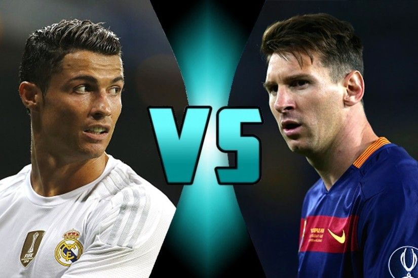 2560x1440 Amazing Cristiano Ronaldo Vs Lionel Messi Hd Wallpaper – FC  Barcelona Wallpaper HD 2017 DJF9