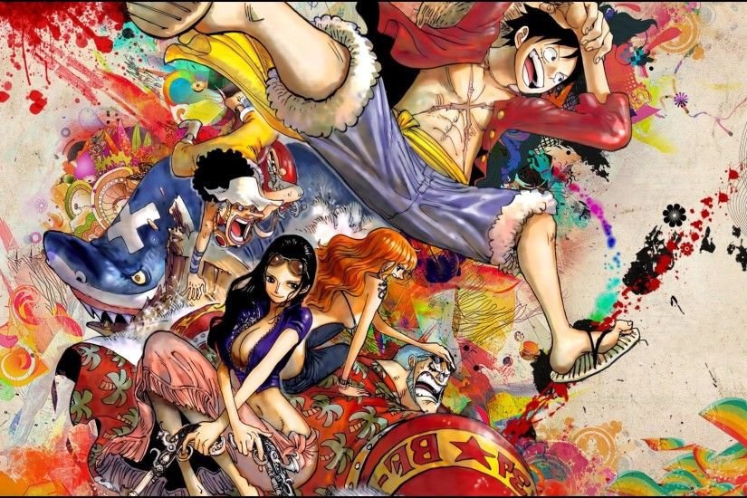 anime, One Piece, Monkey D. Luffy, Snyp Wallpapers HD / Desktop and Mobile  Backgrounds