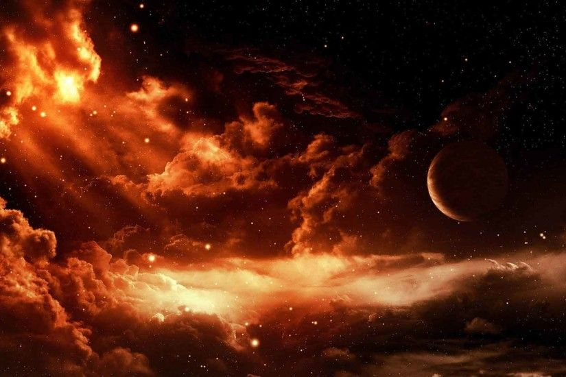 Space Planets Stars Outer Nature Wallpaper Beautiful Picture