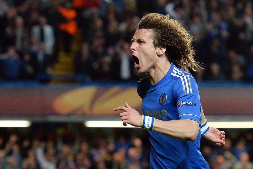 ... David Luiz Wallpaper ...