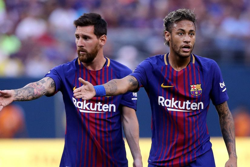 Messi angered by Neymar's transfer saga