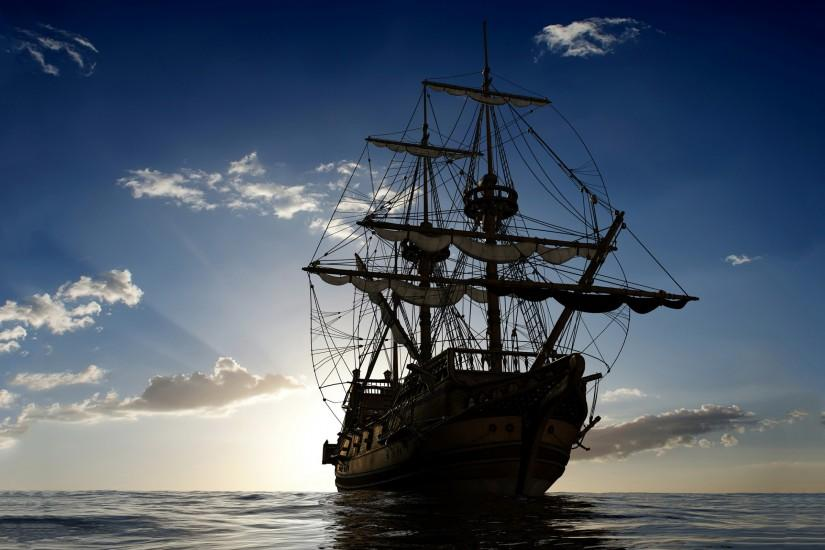 Description: The Wallpaper above is Sailing ship ocean Wallpaper in  Resolution 2560x1600. Choose your Resolution and Download Sailing ship  ocean Wallpaper