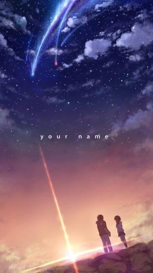 free download kimi no na wa wallpaper 1080x1920 for mobile