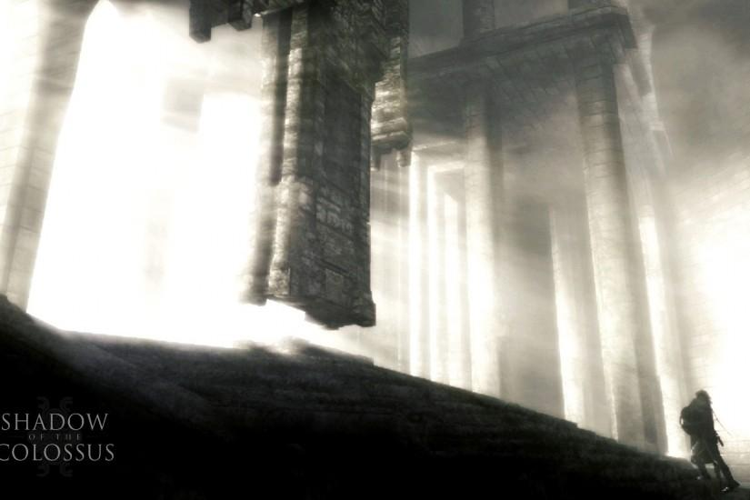 gorgerous shadow of the colossus wallpaper 1920x1080 for phone