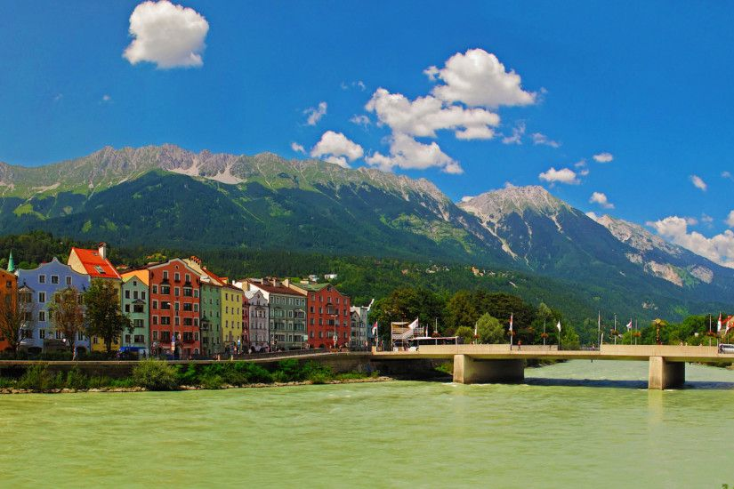 Innsbruck, Austria wallpapers and stock photos