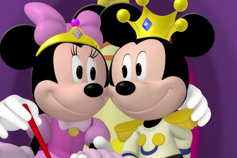 Mickey Mouse Clubhouse images Minnie-rella (Prince Mickey and Princess  Minnie-rella) HD wallpaper and background photos